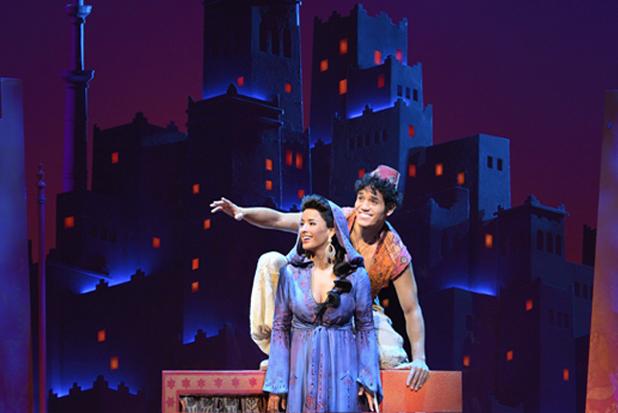 Buy Aladdin Theater tickets