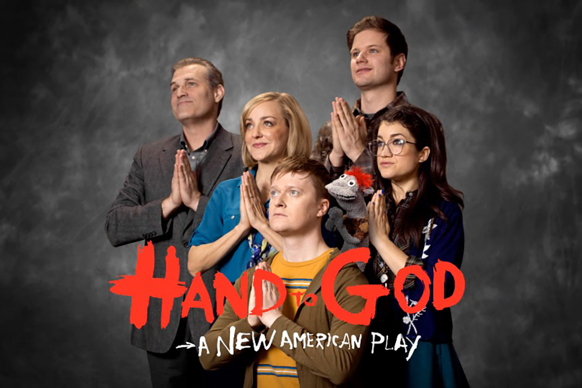 Buy Hand to God Tickets