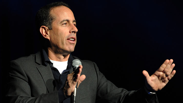 Buy Jerry Seinfeld Tickets
