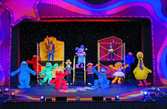 Buy Sesame Street Live Tickets