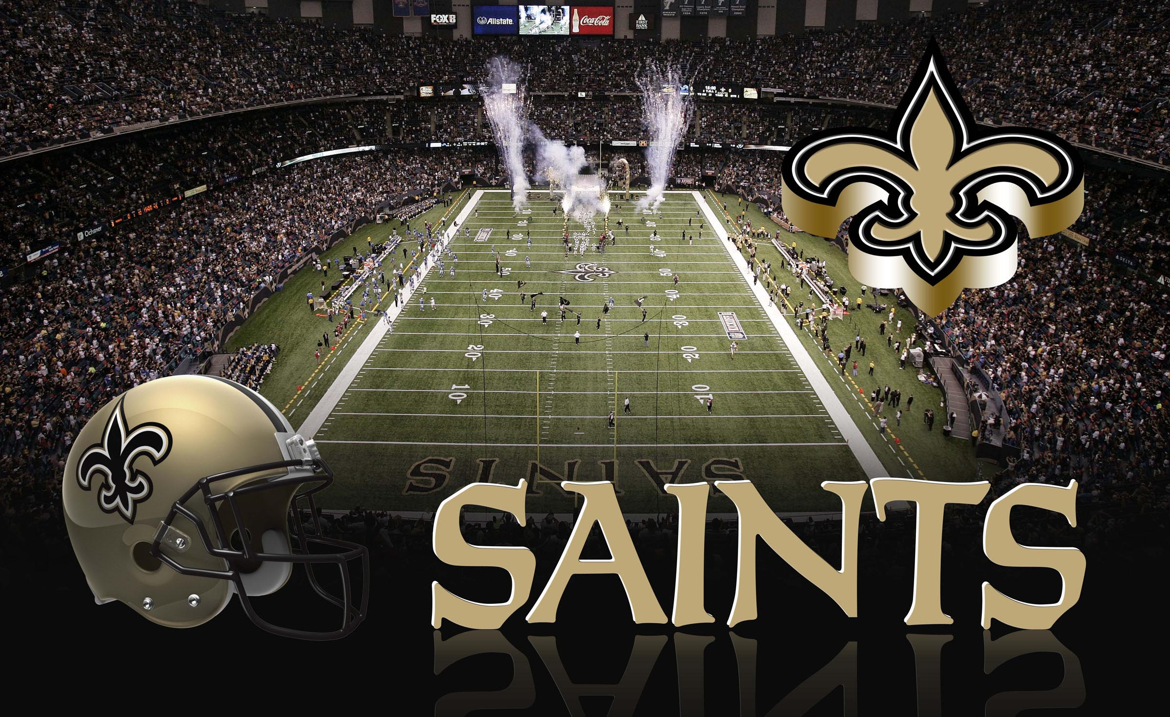 Image result for new orleans saints images